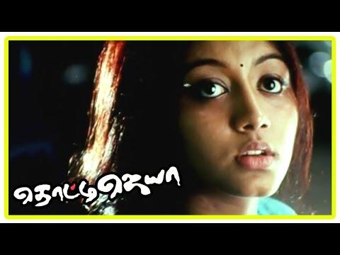 Thotti Jaya Movie Scenes | Goons Chase Gopika | Simbu Stabbed | Tamil New Movies