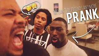 Can't Be Friends Anymore Prank On TooFoolee! | MIGHTYDUCK