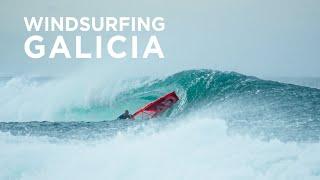 Windsurfing Galicia  - Thomas Traversa