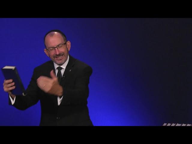 Colosenses capítulo 1 - parte 3 - Dr. Baruch Korman