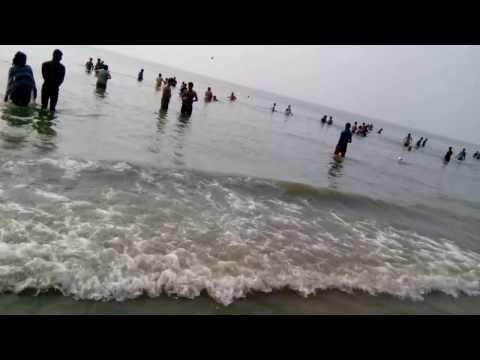 Bakkhali Beach, 24 Pargana, West Bengal, Part - 2, 10 a.m