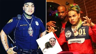 6ix9ine ADMITTED to PAYING the POLICE for PROTECTION.  Shotti made the SHADY DEALS