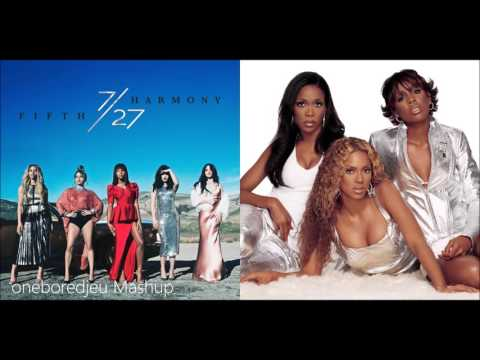 Thats My Independent Woman  Fifth Harmony vs Destinys Child Mashup