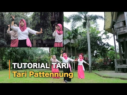 Tari Pattennung (Tutorial HD)