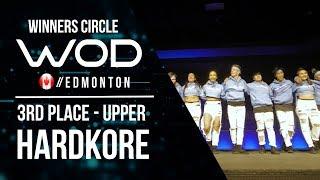 HARDKORE | 3rd Place Upper | Winner's Circle | World of Dance Edmonton Qualifier 2017 | #WODEDM17