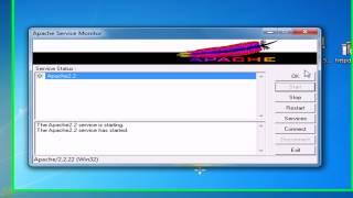 Instalação do Firebird, Apache e PHP - Testes e configurações