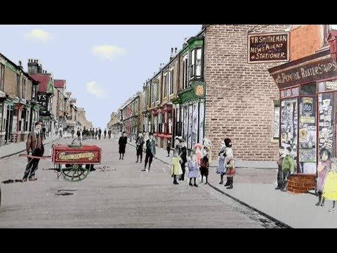 North Ormesby (Doggy), Middlesbrough   Then & Now