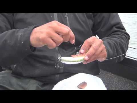 How To Wrap A Kwikfish For Salmon Fishing With VIP Outdoors
