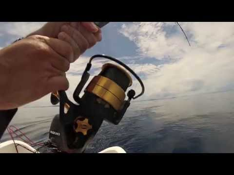 COCOS FISHING SUPPLY - BLUE WATER - COSTA RICA FISHING
