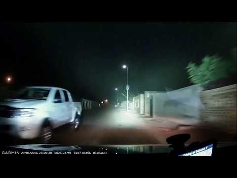Police Chase In Soweto