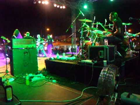 Desert - Lament For Soldiers Glory Live @ Ayia Napa ft. Joakim Broden (DRUM CAM)