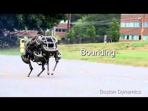 Google robots: Boston Dynamics the creator of BigDog is bought by internet giant