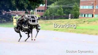 Google robots: Boston Dynamics the creator of BigDog is bought by internet giant