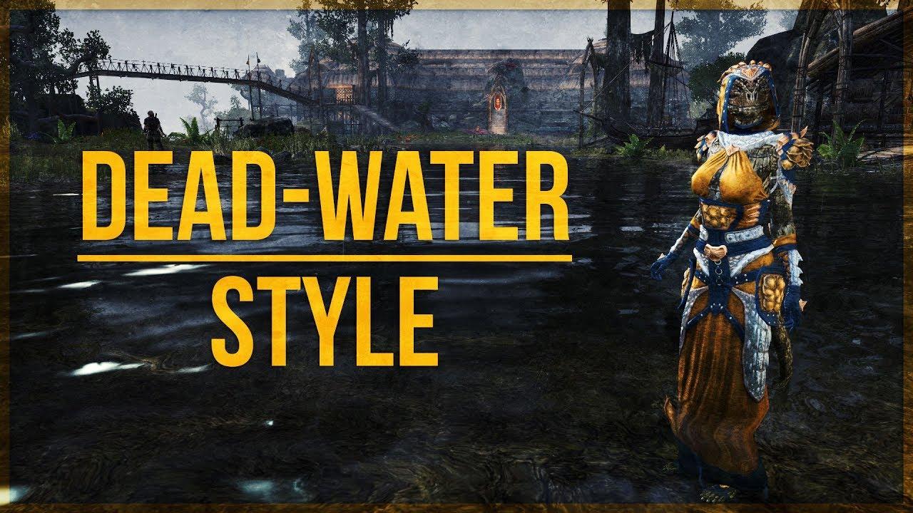 ESO Dead-Water Motif - Showcase of the Dead-Water Style in The Elder  Scrolls Online