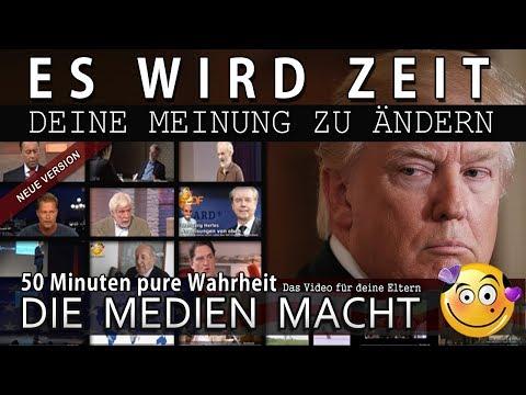 Lügenpresse - 100% Wahrheit - Manipulaton, Propaganda und Macht