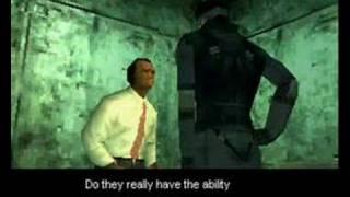 Metal Gear Solid Part 1