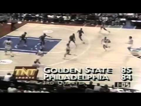 1989-90 Warriors vs. Sixers (6/8)