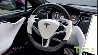How To Remove A Tesla Model S Steering Wheel