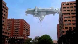 UFO in NCKU campus