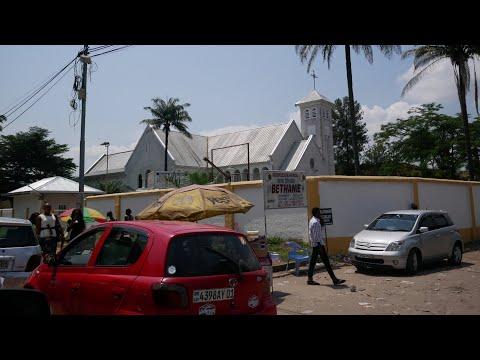 Endless traffic jams in Kinshasa   vlog #775
