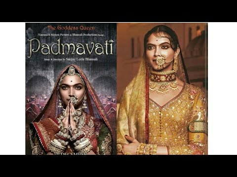 Jewellery Worn By DEEPIKA PADUKONE In PADMAVATI Film ...