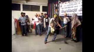 College Day Drama, UAS, Bangalore, College of Agriculture, Shimoga-2012