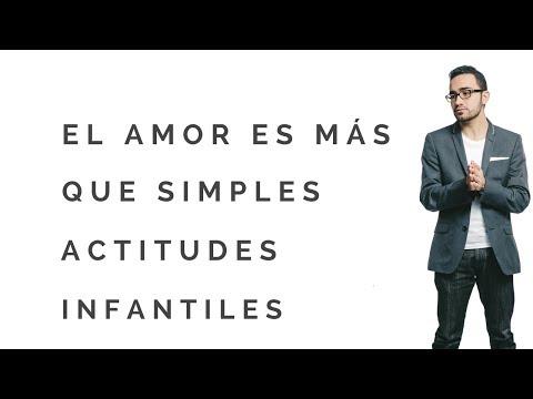 Amor Inmaduro vs. Amor Maduro