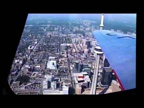 Flight In Trans Canada Airlines 1937 Lockheed L10A Electra [1996]