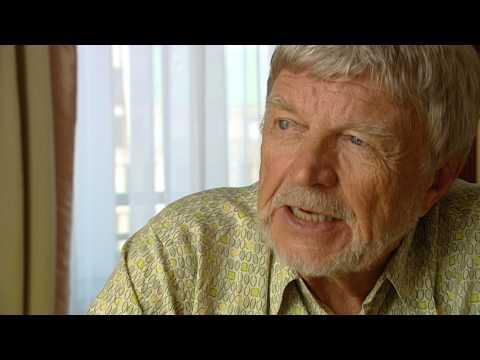 Hardy Krüger  im Wortschätze-Interview mit Martin-Jochen Schulz