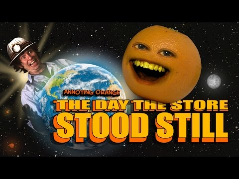Annoying Orange HFA - The Day the Store Stood Still