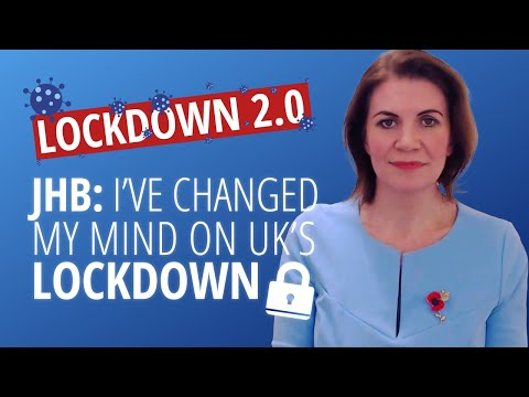 Julia Hartley-Brewer: Why I No Longer Back Lockdown