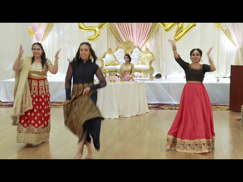 Sweet Sixteen Birthday Party Dance at Canadaian Convention Center Toronto | Forever Video