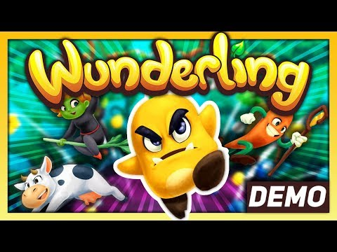 Wunderling - ALEX WROTE THIS GAME!!!
