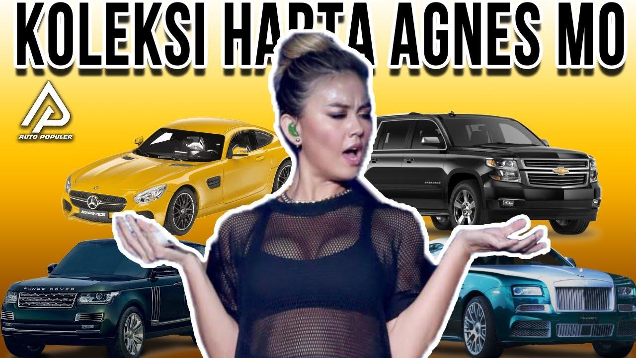 Cantik, seksi, multitalenta! Begini Kekayaan dan Koleksi Mobil Mewah Agnes Monica