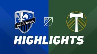 Montreal Impact vs. Portland Timbers | HIGHLIGHTS - June 26, 2019