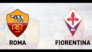 Video Gol Pertandingan AS Roma vs Fiorentina