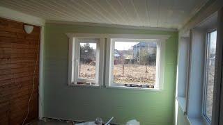 видео Варианты отделки деревянного дома внутри: фото идеи