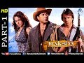 Naksha - Part 1 | Sunny Deol, Jackie Shroff, Vivek Oberoi | Bollywood Action Movie Scenes