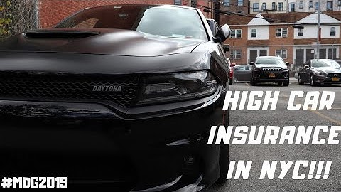 How Much Is Car Insurance In New York City?