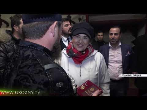 Рамзан Кадыров побывал на съемочной площадке сериала «Воскресший Эртугрул» в Турции