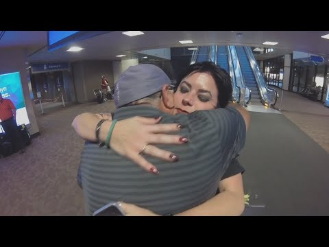 Arizona man meets daughter he didn't know he had