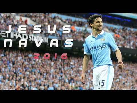 Jesús Navas 2015/2016 HD ● Manchester City ● Skills, Goals, Assists & Best Runs
