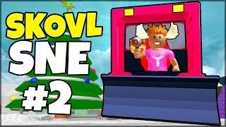 SNE PLOV = MONETOS?! - Dansk Roblox: Snow Shoveling Simulator #2