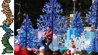 Ariana Grande Jason Derulo Disney Christmas Day Parade 2015
