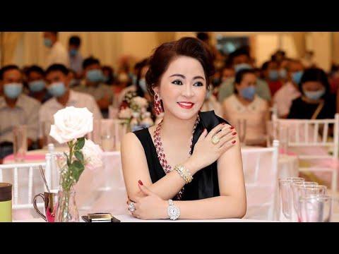 Vy Oanh lại làm chuyện bất ngờ với bà Nguyễn Phương Hằng | Gấc Việt
