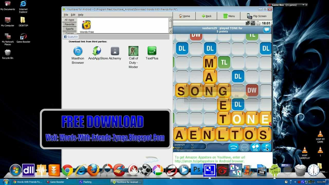download words with friends for free