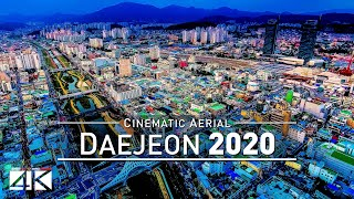 【4K】Drone Footage | DAEJEON - South Korea 2019 ..:: Cinematic Aerial Film | 대전시 대한민국