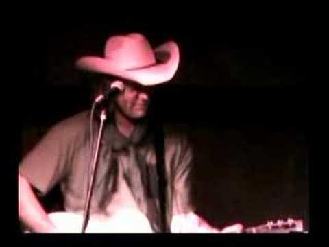 """Corb Lund @ Hideaway BBQ """"Buckin' Horse Rider"""" 10.6.07"""
