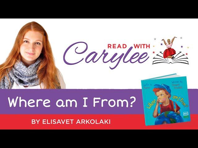 Elisavet Arkolaki - Where am I from?