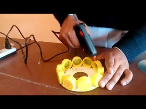 Juegos Matematicas Cryptex Y Ruleta Material Reciclado Youtube